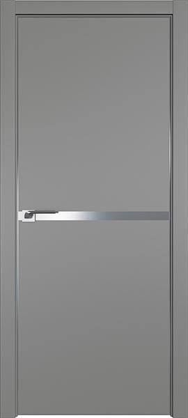 Дверь Профиль дорс 11Е Грей - глухая