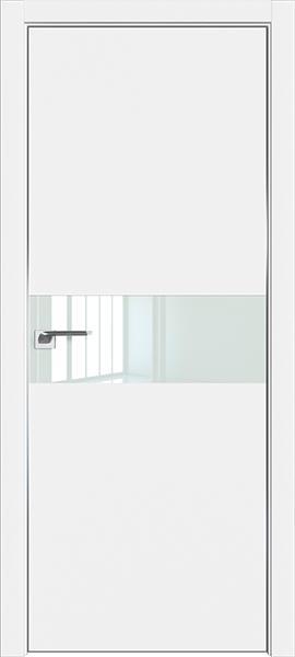 Дверь профиль дорс 4Е Аляска - со стеклом