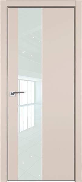 Дверь профиль дорс 5Е Санд - со стеклом
