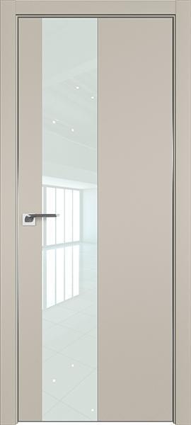 Дверь профиль дорс 5Е Шеллгрей - со стеклом