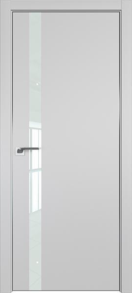 Дверь профиль дорс 6Е Манхэттен - со стеклом