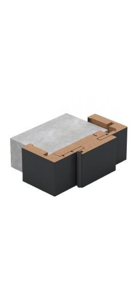 Коробочный моноблок Профиль дорс Export X, U, Z, E, N, NK, XN, ZN