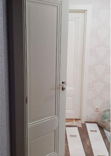 2.102u дарк вайт profil doors в интерьере