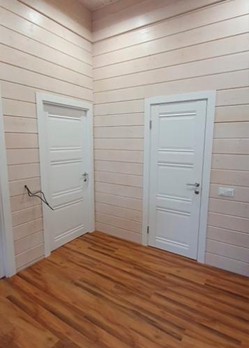 дверь аляска 3u в квартире