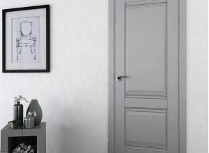 дверь профиль дорс 1u манхэттен в интерьере
