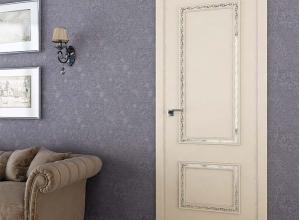 дверь профиль дорс 58e капучино сатинат в интерьере