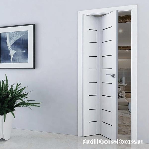 Складные Двери-книжка Профиль дорс