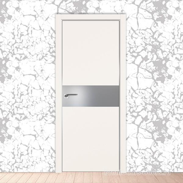 Профиль дорс Дарк вайт - серия каркасных дверей
