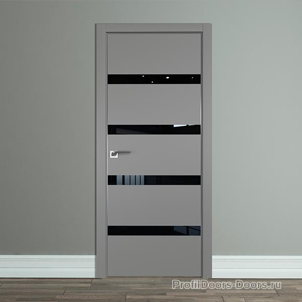 Профиль дорс Грей - серия каркасных дверей