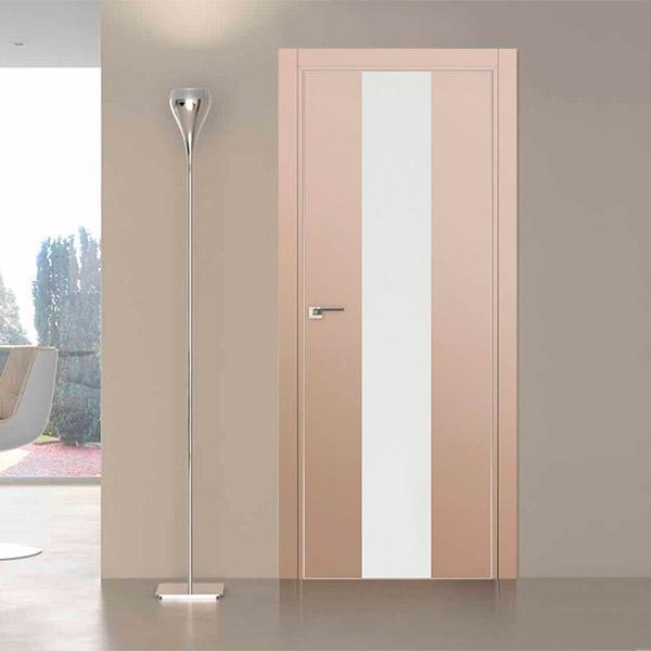 Серия E Профиль дорс - двери с гладким матовым покрытием