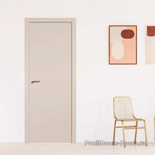Профиль дорс Санд - каркасные двери