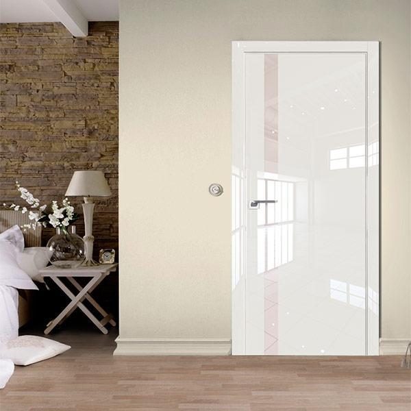 Серия LK Профиль дорс - глянцевые двери