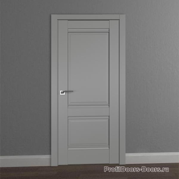 Профиль дорс Грей - серия царговых дверей