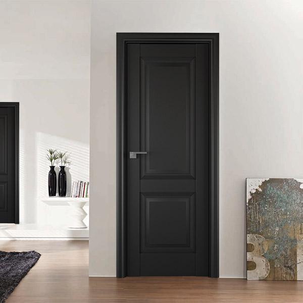 Серия U двери Профиль дорс - матовый Unilack