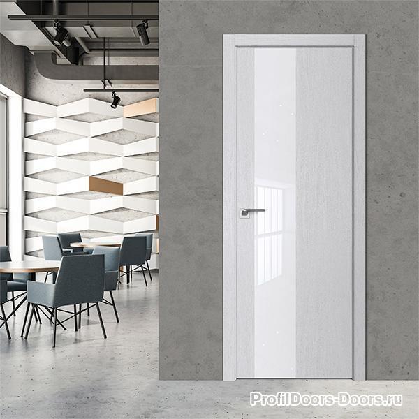 Профиль дорс Монблан - каркасные двери
