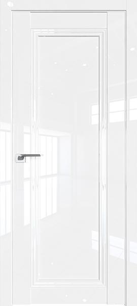 Дверь Профиль дорс 2.100L Белый люкс - глухая