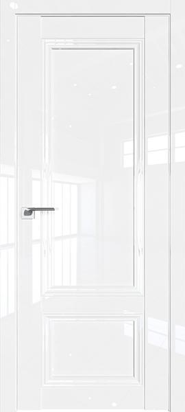 Дверь Профиль дорс 2.102L Белый люкс - глухая