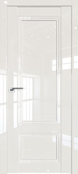 Дверь Профиль дорс 2.102L Магнолия люкс - глухая