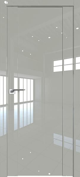 Дверь Профиль дорс 20L Галька люкс - глухая