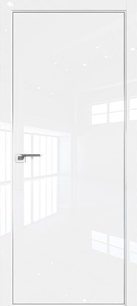 Дверь Профиль дорс 1VG Белый глянец