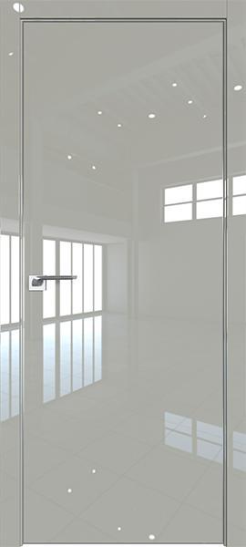 Дверь Профиль дорс 1LK Галька люкс - глухая