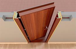 Дверные доборы Profil Doors для чего они нужны