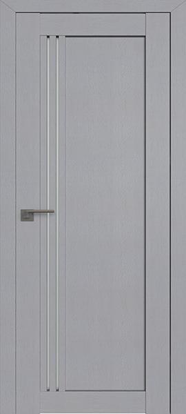 Дверь Профиль дорс 2.50STP Pine Manhattan Grey - со стеклом