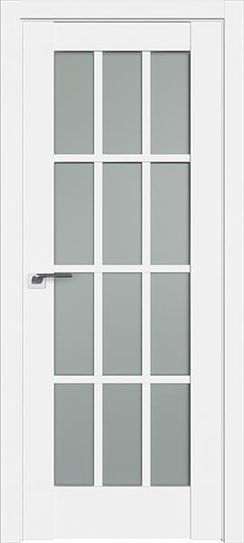 Дверь Профиль дорс 102U Аляска - со стеклом