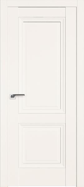 Дверь Профиль дорс 2.112U Дарк вайт - глухая
