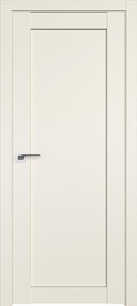 Дверь Профиль дорс 2.18U Магнолия сатинат - глухая