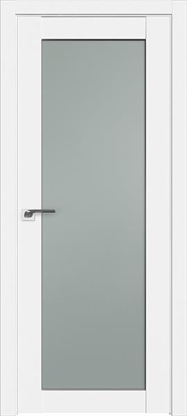 Дверь Профиль дорс 2.19U Аляска - со стеклом