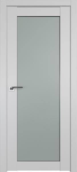 Дверь Профиль дорс 2.19U Манхэттен - со стеклом