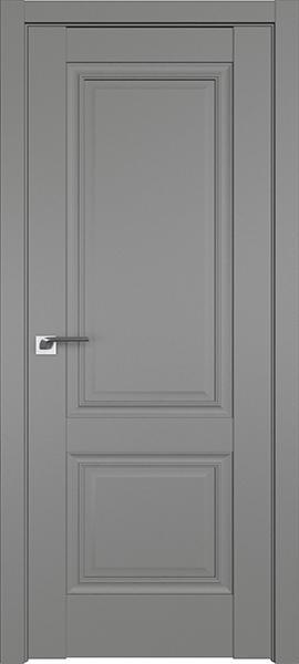 Дверь Профиль дорс 2.36U Грей - глухая