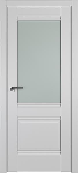 Дверь Профиль Дорс 2U Манхэттен - со стеклом
