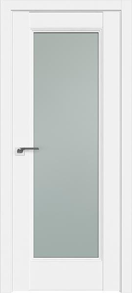 Дверь Профиль дорс 65U Аляска - со стеклом