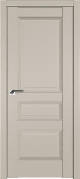 Дверь Профиль дорс 66U Шеллгрей - глухая