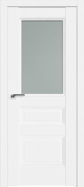 Дверь Профиль дорс 67U Аляска - со стеклом