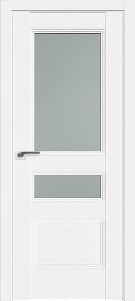 Дверь Профиль дорс 68U Аляска - со стеклом