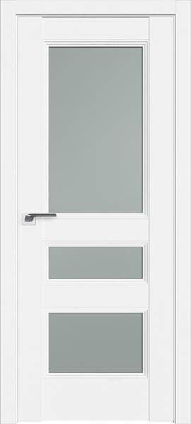 Дверь Профиль дорс 69U Аляска - со стеклом