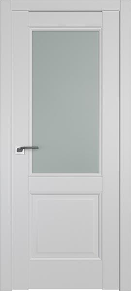 Дверь Профиль дорс 90U Манхэттен - со стеклом