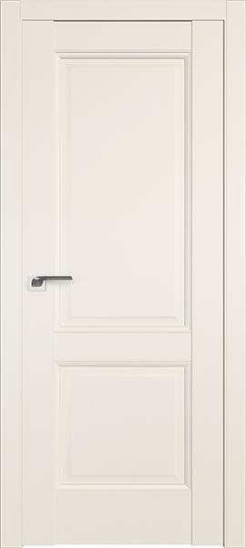Дверь Профиль дорс 91U Магнолия сатинат - глухая