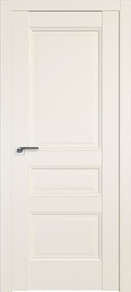 Дверь Профиль дорс 95U Магнолия сатинат - глухая