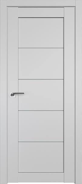 Дверь Профиль дорс 2.11U Манхэттен - со стеклом