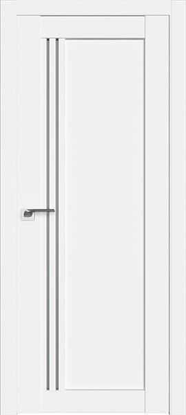 Дверь Профиль дорс 2.50U Аляска - со стеклом