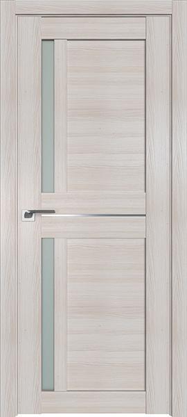 Дверь Профиль дорс 19X Эш вайт мелинга - со стеклом