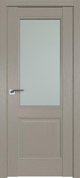 Дверь Профиль дорс 2.42XN Стоун - со стеклом
