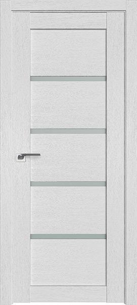 Дверь Профиль дорс 2.09XN Монблан - со стеклом