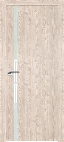 Дверь Профиль дорс 22ZN Каштан светлый - со стеклом