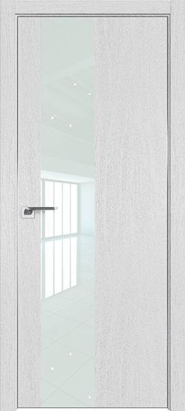 Дверь Профиль дорс 5ZN Монблан - со стеклом