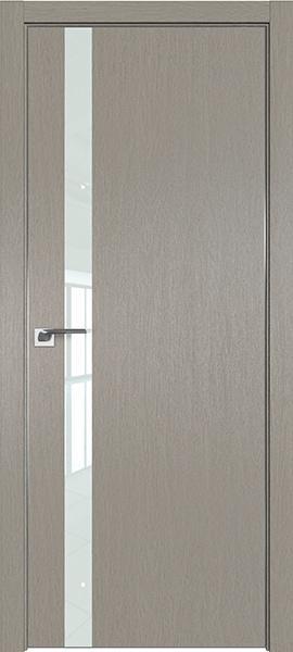 Дверь Профиль дорс 6ZN Стоун - со стеклом